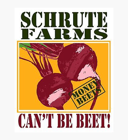 Schrute Farms Photographic Print