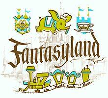 Fantasyland by AliceCorsairs