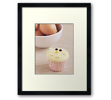Easter spells out beauty, the rare beauty of new life.  Framed Print