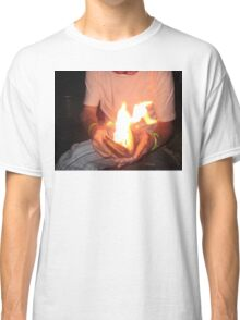 Fire Wallet Fire Classic T-Shirt