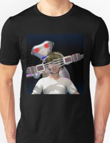 Guess who? Unisex T-Shirt