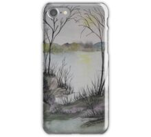 THERE'S MANY A WATER GREAT OR SMALL iPhone Case/Skin