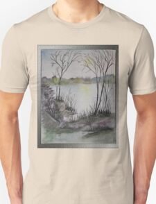 THERE'S MANY A WATER GREAT OR SMALL Unisex T-Shirt