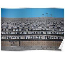 Il Sacrario di Redipuglia in Friuli Poster
