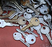 Which key? by contradirony