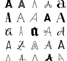 Typography Love (A) by Ray  of Light
