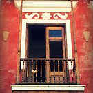 Patio on San Justo by geogirl