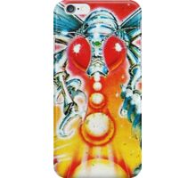 Yars' Revenge Cartridge Artwork iPhone Case/Skin