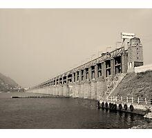 Indian city Photographic Print