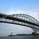 Blue Water Bridge by snehit