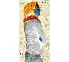 Paper Woman No. 1 Photographic Print