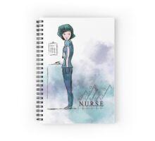 Nurse ~ Ginkelmier Inspired Spiral Notebook