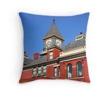 Federal Bilding In Pennsylvania Throw Pillow