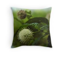 """Horton Hears a Who"" flower Throw Pillow"