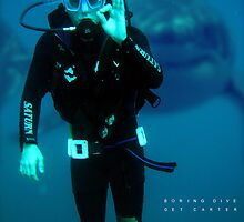 BORING DIVE by Get Carter