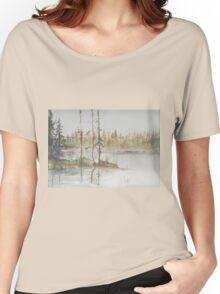 GRANDEUR - Sacred lake spirit Women's Relaxed Fit T-Shirt