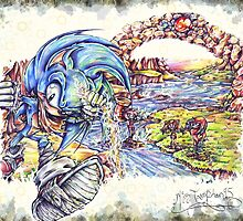 Sonic BOOOM! by MissTangshan95