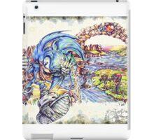 Sonic BOOOM! iPad Case/Skin