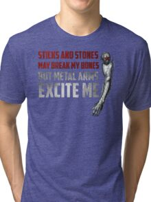 Sticks and Stones Tri-blend T-Shirt