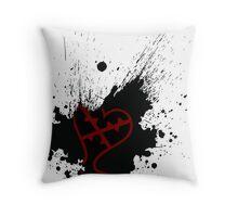 Kingdom Hearts Heartless Throw Pillow
