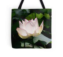 Lotus Flower Tote Bag