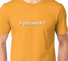 pleaseRT Unisex T-Shirt