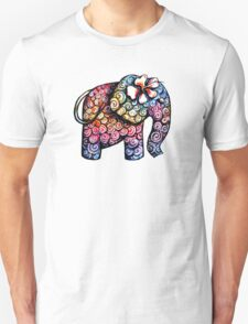 Tattoo Elephant TShirt Unisex T-Shirt