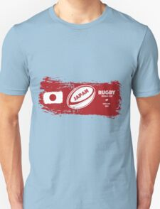 Japan World Cup Rugby T-Shirt