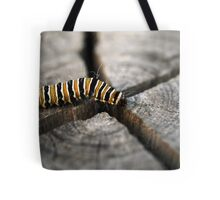 On the way to Butterfly Tote Bag