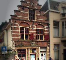 Grandma's grocery store with RB people 2 by foppe47