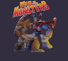 War of the Monsters Cover Art T-Shirt