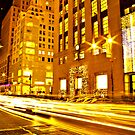 Christmas Star in New York by DmitriyM