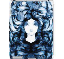 Asian Girls-Soon Cho- Sapphire iPad Case/Skin