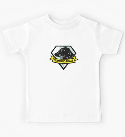 Diamond Dogs Kids Tee