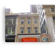 Toronto Landmark Metal Print