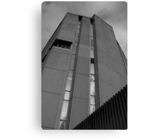 The Highpoint of Bradford's Architecture? Canvas Print