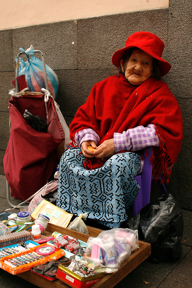 People 4051 Quito, Ecuador by Mart Delvalle