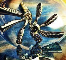 Wings Of Steel by Keith Reesor