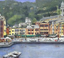 Portofino by Peter Worsley