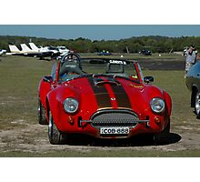 AC Cobra @ Evans Head Air Show 2010 Photographic Print
