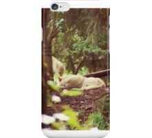 Wolf Love iPhone Case/Skin