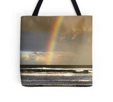 Watchin the Rainbow Tote Bag
