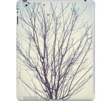 Empty Branches iPad Case/Skin