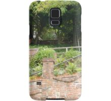 Greenery and Stone Samsung Galaxy Case/Skin