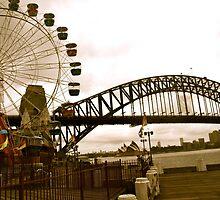 Old Sydney Town by Jason Dymock Photography