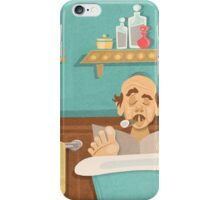 """Carousel of Progress - Uncle Orville - """"No Privacy!"""" iPhone Case/Skin"""