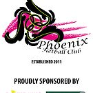 Phoenix Netball Club-  Sponsorship  by Netball