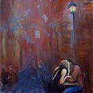 Melody of One Night by Alla Pierce