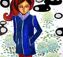 Raincoat by littlearty