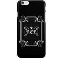 RCR Winter Drumline Floor 2015 iPhone Case/Skin
